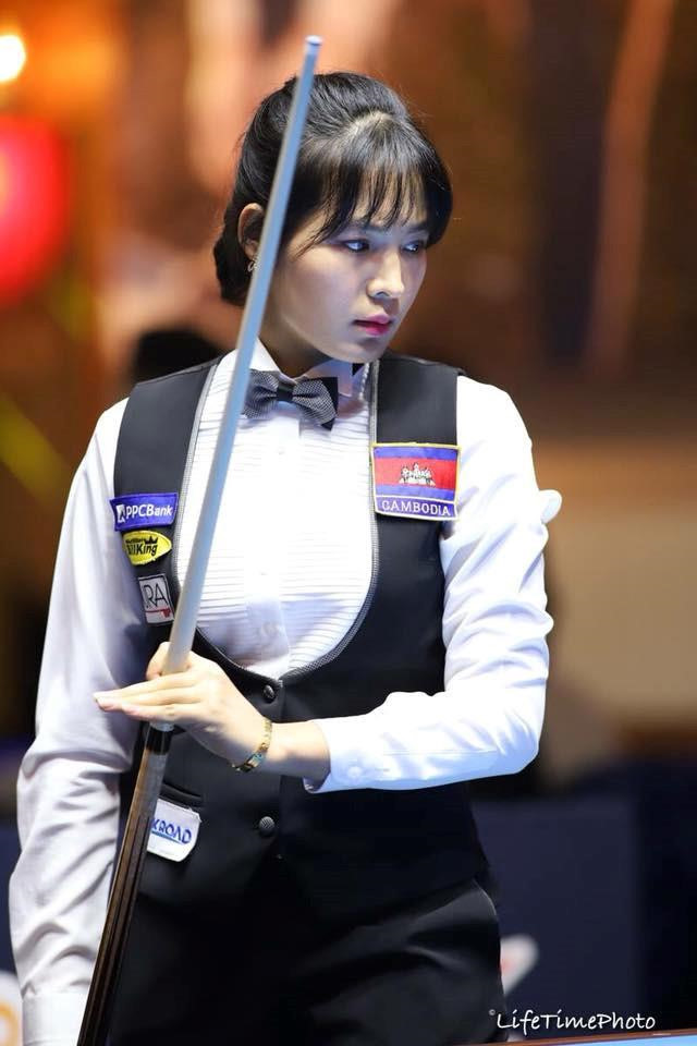 my nhan billiards campuchia thua cay dang tai world cup 2019