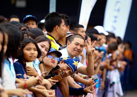 cdv xep hang nhieu gio truoc derby viet nam o thai league