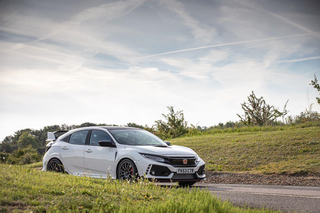 honda civic type r phien ban nang gam cho dan off road se the nao