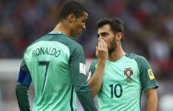 Bernardo Silva: 'Ronaldo càng già càng hay'