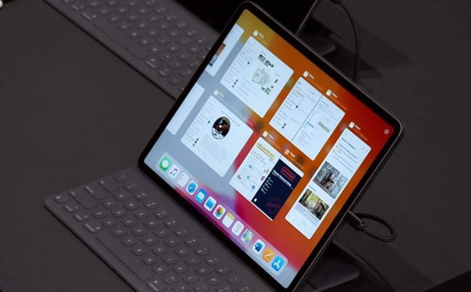 tung os rieng apple hien thuc hoa giac mo bien ipad thanh laptop