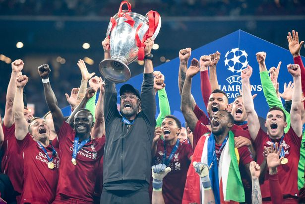 vo dich champions league liverpool dat doanh thu ky luc the gioi