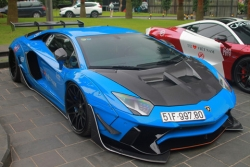 car passion 2019 can canh lamborghini aventador voi goi do 3 ty dong