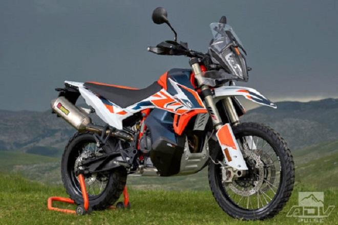2020 ktm 790 adventure r rally edition chiec xe dua san sang cho moi cuoc phieu luu