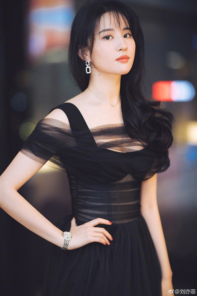 luu diec phi tro thanh nu than duoc dan ong trung quoc khao khat nhat 2019