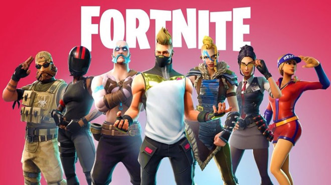fortnite co may in tien ty usd trong lang game