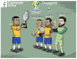 Nỗi ấm ức của Messi đang trở thành chủ đề cho dân tình bình luận