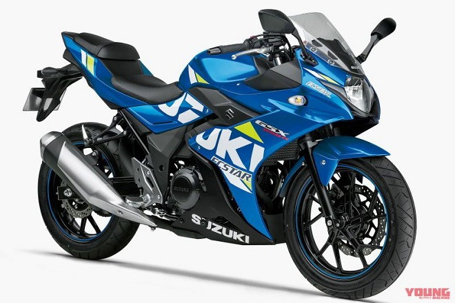 suzuki gsx 250r 2019 superbike cho gioi may rau thanh thi