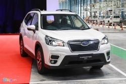 subaru forester nhap thai sap ra mat gay suc ep len cr v va cx 5