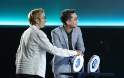 viruss va pew pew thang 350 trieu dong trong game show