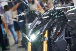 Naked bike Kymco K-Rider 400 đầy nam tính ra mắt cuối năm nay