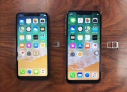 chua ra mat iphone x 2018 va iphone x plus da bi lam gia