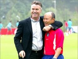HLV Lê Thụy Hải: Trợ lý cho Hiddink thì tài năng không thể bàn cãi