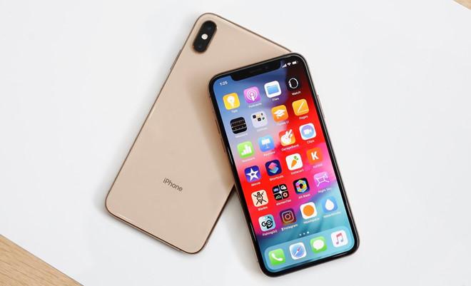 iphone xs va xs max gap loi vao mang cham