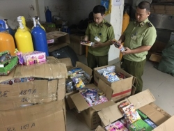 Thu giữ gần 4.500 sản phẩm đồ chơi nhập lậu