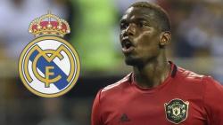 Sergio Ramos mở toang cửa Pogba sang Real Madrid