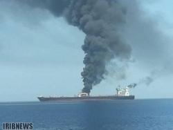 Nổ lớn nhằm vào tàu chở dầu của Iran đang hoạt động ở Biển Đỏ