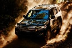 Toyota Land Cruiser 2019 giá gần 89.000 USD