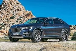 BMW X8 có thể ra mắt vào cuối năm 2020