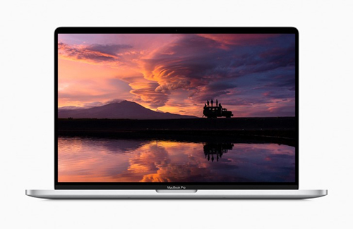 apple trinh lang macbook pro 16 inch