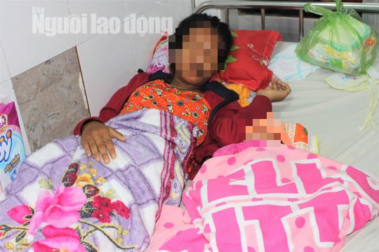 su that vu san phu 15 tuoi sinh con bi chong hanh ha bat an xin