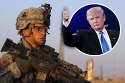 Nhà Trắng dập tắt hy vọng Trump nghĩ lại chuyện rút quân khỏi Syria