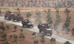 Thổ Nhĩ Kỳ ồ ạt đưa lực lượng đến biên giới Syria khi Mỹ rút quân