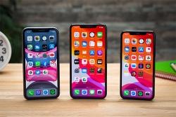 apple co the ra mat 5 mau iphone nam 2020