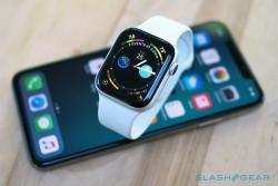Apple Watch xách tay từ Mỹ bán chậm