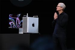 Apple của Tim Cook thành công không cần