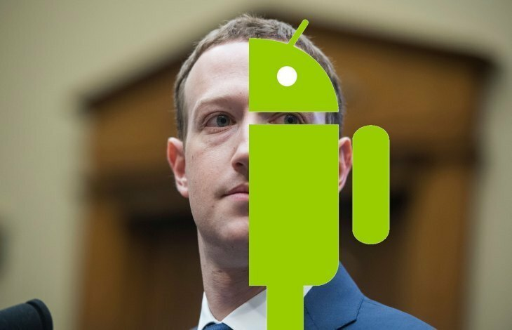 facebook tao he dieu hanh rieng thay android