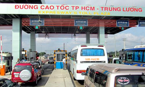 5 người bị bắt vì nghi giấu doanh thu của cao tốc TP HCM - Trung Lương