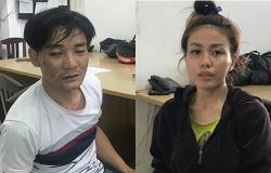 Đôi tình nhân vờ cãi nhau để cướp xe ở trung tâm Sài Gòn