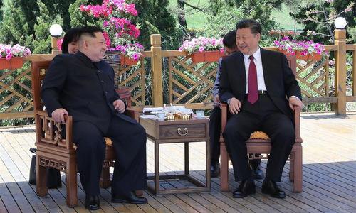 Trung Quốc xác nhận Kim Jong-un đến Trung Quốc gặp Tập Cận Bình