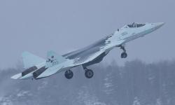 Nga phát triển tên lửa chống hạm cho tiêm kích tàng hình Su-57
