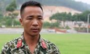 Trung úy đặc công và nhiệm vụ bảo vệ lãnh đạo cấp cao ở sân bay Nội Bài