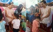 Ông bố Thái Lan mặc váy để con báo hiếu nhân 'Ngày của mẹ'