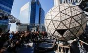 Nhóm nhà báo hàng đầu Mỹ sẽ hạ quả cầu pha lê chào năm mới ở New York