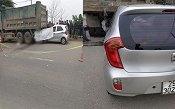 Đang sửa xe cho khách, bị ô tô tông chết: Người thợ vừa đi làm được vài hôm