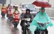 Hôm nay, mưa dông diện rộng bao trùm Bắc Bộ