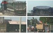 Xe hổ vồ chở 'vàng trắng' chạy rầm rập ngày đêm, băm nát tuyến đường huyết mạch ở Nghệ An