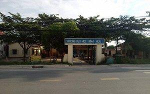 Kỷ luật cảnh cáo đối với cô giáo đánh học sinh khuyết tật bầm tím người ở Long An
