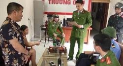 bo cong an chi dao toan luc luong tan cong toi pham tin dung den