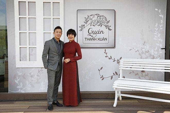 BTV Diễm Quỳnh nói về tin đồn yêu BTV Anh Tuấn
