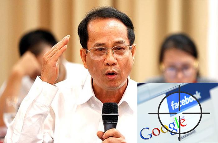 google facebook khong dong thue tai viet nam