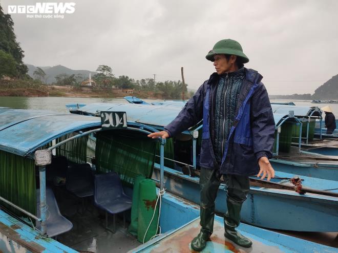 Ảnh: Cảnh vắng vẻ đìu hiu chưa từng có ở Phong Nha - Kẻ Bàng dịp đầu năm - 6