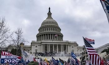 Lãnh đạo thế giới lên án biểu tình bạo lực ở quốc hội Mỹ