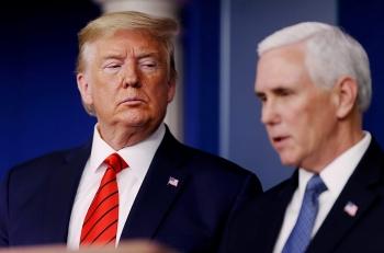 Đoạn kết buồn của Trump - Pence