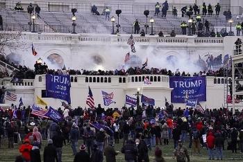 16.000 vệ binh quốc gia bảo vệ lễ nhậm chức của Biden