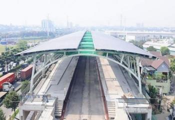 Phát hiện thêm 1 gối cầu bị lệch tại tuyến metro số 1 TP.HCM